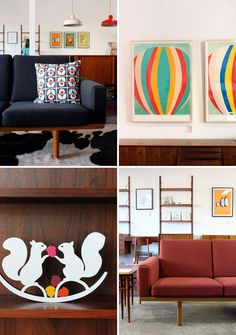 Modern Times - The Design Files Mid-century Modern, Modern Times, Danish Modern, The Design Files, Best Sofa, Mid Century Modern Furniture, Mid Century Design, Interior Design Inspiration, Interior And Exterior