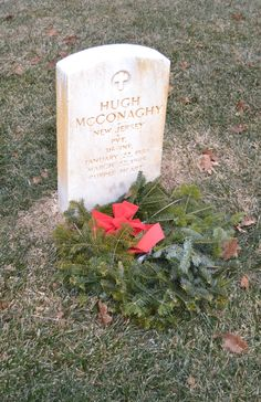 Finn's Point National Cemetery New Jersey some are up right stones December National Wreaths Across America Day were placed , . Veterans Cemetery, Wreaths Across America, National Cemetery, New Jersey, December, Stones, Day, Rocks, Rock