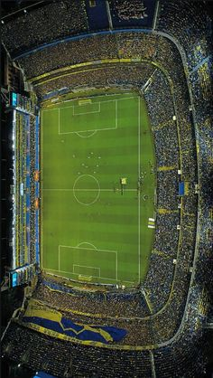 as _Argentina Football Pitch, Football Stadiums, Football Soccer, Soccer Photography, World Library, Sports Stadium, Fifa World Cup, Soccer Players, Rock And Roll