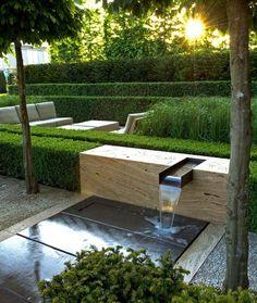 #agua #decorar #jardin