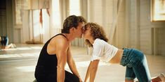 Famous Movies, Iconic Movies, Good Movies, Best Movie Couples, Gemini, Eight Movie, Dance Movies, Famous Pictures, Patrick Swayze