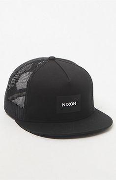 Nixon Team Trucker Hat at PacSun.com