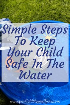 How to teach your child to be safe in the water, tips to prevent childhood drowning Healthy Lunches For Kids, Healthy Toddler Meals, Toddler Food, Toddler Girl, Teach Kids To Swim, Swimming Benefits, Detox Juice Cleanse, Daycare Menu, Water Safety