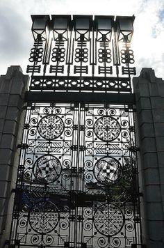 ˚Vigelandsparken Gate, Oslo