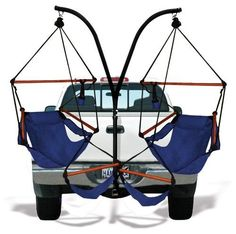 The Hammock Chairs From Amazon are Perfect for Camping & Road Trips trendhunter.com