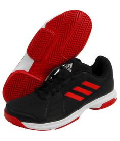 a5019c5f4249e adidas Approach Men Tennis Shoes for All Court Black Racket Racquet Sport  CM7757