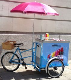 Promotional Tricycles – Corporate and Private Events, Festivals and Promotions