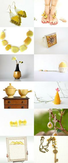 Spring Fling by Jennifer Cox on Etsy--Pinned with TreasuryPin.com
