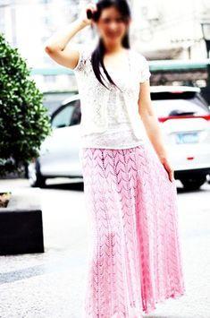 Top 10 Crochet Skirts