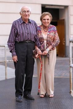 Naughty older couples