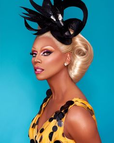 Click on picture for a great article  Rupaul Photo by Mathu Andersen