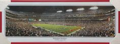 #Washington #Redskins #FedEx #Field #Landover #Maryland #NFL #Football #HomeDecor #OfficeDecor #GameRoom #Art #Gifts #InteriorDesign #Maryland #MD #DC #DMV #HTTR #Professionally #Framed #Poster #Picture #ReadyToHang