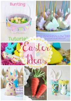 20 Easter Ideas {Link Party Features} I Heart Nap Time | I Heart Nap Time - Easy recipes, DIY crafts, Homemaking