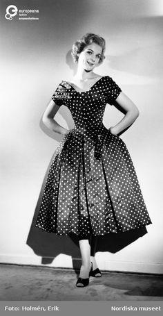 Original Dior. 1954