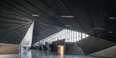 Galeria de Centro de Conferência Internacional Katowice / JEMS - 12