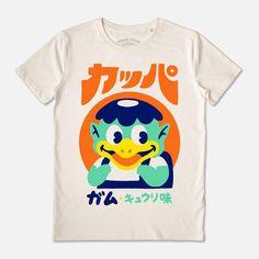 8b86871c269 Kappa T Shirt by Yeaaah Studio. KappaOrganic CottonUnisexStudioMens Fashion PrintsTeesScreen PrintingVintage