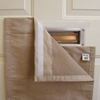 MAN CRAFT Post and Letter Catcher Letterbox Bag Cage Door Basket Mail Catcher