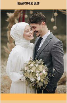 - Hochzeitsfotos (Hijab), Wedding Photos (Hijab) Hochzeitsfotos (Hijab) Wedding Photos (Hijab) D. Muslimah Wedding Dress, Muslim Wedding Dresses, Muslim Brides, Wedding Dresses Photos, Muslim Wedding Photos, Wedding Outfits, Couples Musulmans, Muslim Couples, Wedding Couples