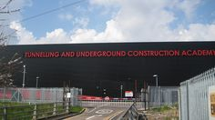 Tunnelling and Underground Construction Academy by AndyRobertsPhotos, via Flickr