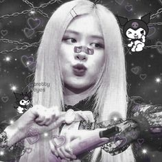 Image uploaded by pretty eyes. Find images and videos about rose, blackpink and edgy on We Heart It - the app to get lost in what you love. Bad Girl Aesthetic, Aesthetic Themes, Kpop Aesthetic, Aesthetic Photo, Paris Wallpaper, Rose Icon, Blackpink Members, Rose Park, Edit Icon