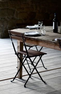 Table, Aubrac Victoire Meneur