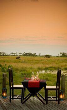 Best game park - Okavango Delta