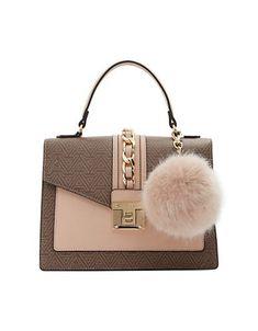 Aldo Bags, Unique Handbags, Purses And Handbags, Fashion Handbags, Fashion Bags, Sacs Design, Vanity Bag, Cute Purses, Designer Shoes