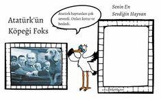 Atatürk ve ben ,Atatürk ile ilgili etkinlikler ,Atatürk haftası ,kırtkırtla Coke, Worksheets, Diagram, Teacher, Activities, Education, Coca Cola, Professor, Cola