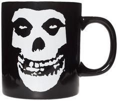 Misfits Mug - Band Mugs - http://www.band-tees.com/store/M_00180_172!SRPUS/Misfits+Crimson+Ghost+Mug
