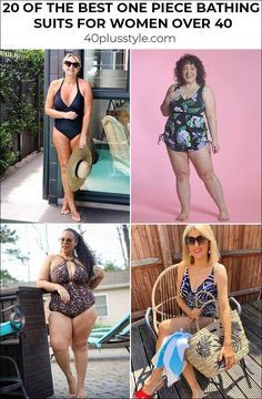 Fun One Piece Swimsuit, Cute One Piece Swimsuits, Swimsuit With Shorts, Cut Out Swimsuits, Best Swimsuits, Black Swimsuit, One Piece Swimwear, Fashion For Women Over 40, Suits For Women