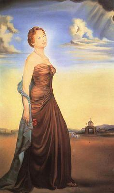 Salvador Dali Mme. Reese, 1931