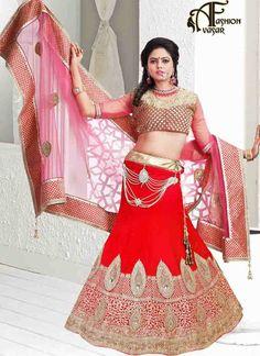 Indian Lehenga Choli Wedding
