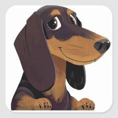 Guaranteed safe and secure checkout via: Paypal   VISA   MASTERCARD   AMEX Dachshund Funny, Dachshund Breed, Arte Dachshund, Dachshund Love, Daschund, Dachshund Zeichnung, I Love Dogs, Cute Dogs, Dachshund Drawing
