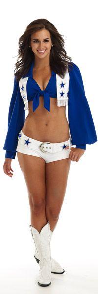 Chelsea Elizabeth — Dallas Cowboys Cheerleaders