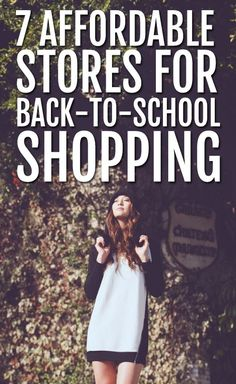 Every college girl wants to return to campus looking and feeling her best, and that usually includes having a hot new wardrobe. Back-to-school shopping is a must for us fashionistas, but sometimes shopping on a collegiette budget can be a little depressing (not to mention difficult). That's why we've compiled a list of stores that are both trendy and affordable. Thanks to these retailers, there's no need sacrifice a small fortune for style!