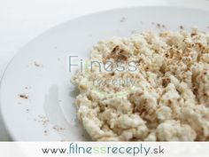 Proteínová bomba Krispie Treats, Rice Krispies, Feta, Smoothies, Breakfast Recipes, Cheese, Dinner, Fitness, Yum Yum