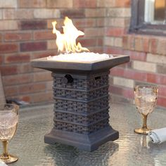 Small Propane Fire Pit Table | Fire Pits | Pinterest | Propane Fire Pit  Table, Fire Pit Table And Small Fire Pit