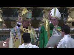 Profanación anglicana en San Pedro, 13 marzo 2017