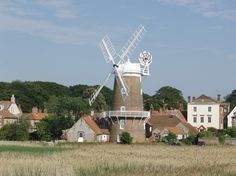 Windmill at Cley-Next-The-Sea