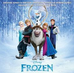 The stunning soundtrack from the brand new Disney movie 'Frozen' is the perfect soundtrack to your winter  #Disney #Soundtrack #Frozen #Film #Movie #Christmas #Present #Ideas #WaltDisney #Universal #Music