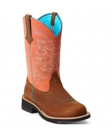 10012810 Ariat Women's FB Cowgirl Western Boots