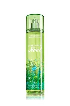 Vanilla Bean Noel Fragrance from Bath and Body Works This smells like a vanilla caramel dream. Bath And Body Works Perfume, Bath N Body Works, Vanilla Perfume, Body Makeup, Hair Makeup, Fragrance Mist, Body Mist, Body Spray, Smell Good
