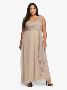 Plus Size One-Shoulder Dress - Torrid