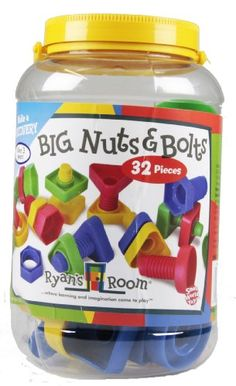 Small World Toys Ryan's Room - Big Nuts and Bolts Small World Toys http://smile.amazon.com/dp/B0028RYSH4/ref=cm_sw_r_pi_dp_jtXrub0PQPV5S