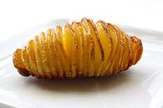 Seasaltwithfood: Hasselback Potatoes