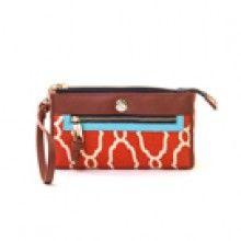 Sallie Ann Color Block Wallet