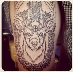Hablame de este tattoo?!!