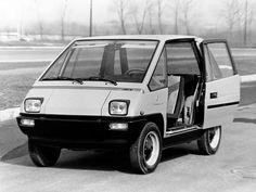 Fiat Vettura Urbana/City Car (Michelotti), 1976