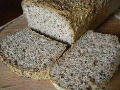 Chia magos kenyér | PaleoVital Vegetarian Recipes, Healthy Recipes, Healthy Food, Banana Bread, Clean Eating, Food And Drink, Vegan, Desserts, Breads