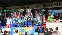 Rijnmond cup voor de Zebra s na winst AV Feyenoord